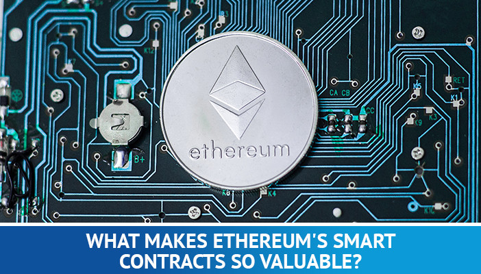 smart kontrakty ethereum