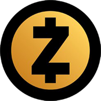 logo zcash, zec